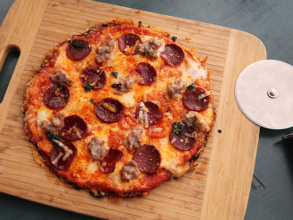 Quesadilla Pizza Recipes