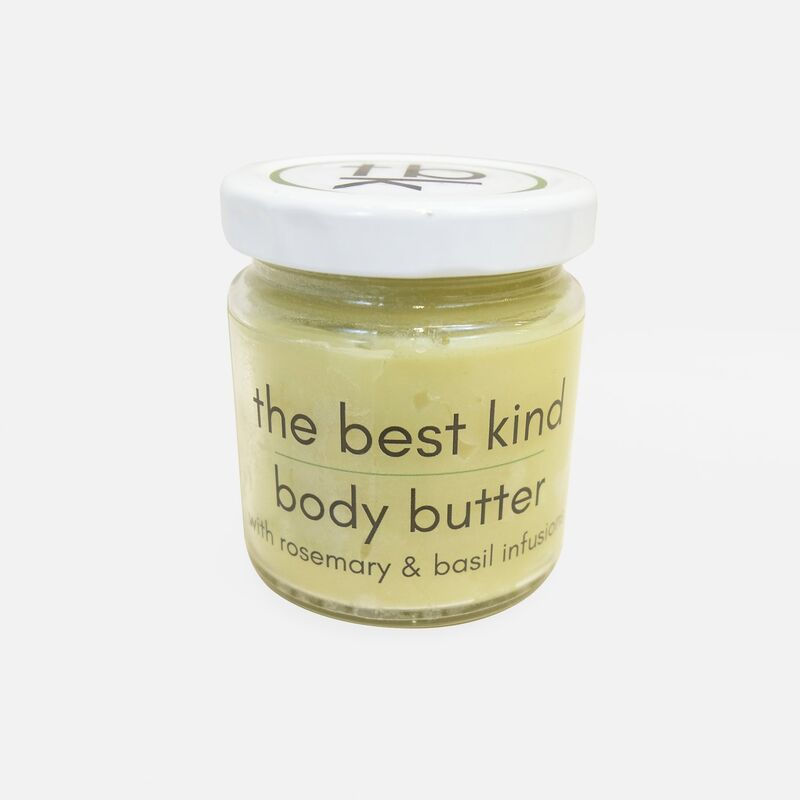 Quick-Absorbing Body Butters
