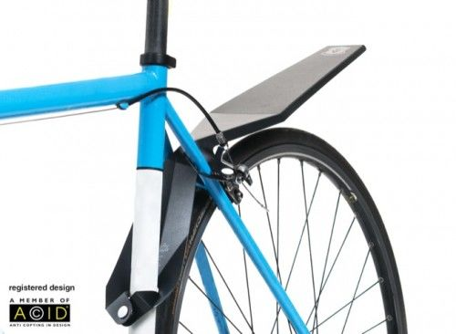 Origami Bike Fenders