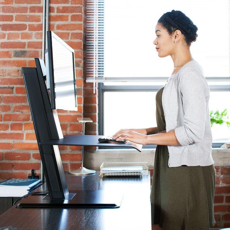 Sit-to-Stand Work Desks