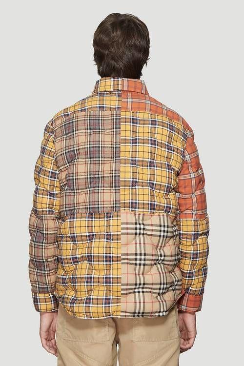 Plaid Patterning Luxury Shirts