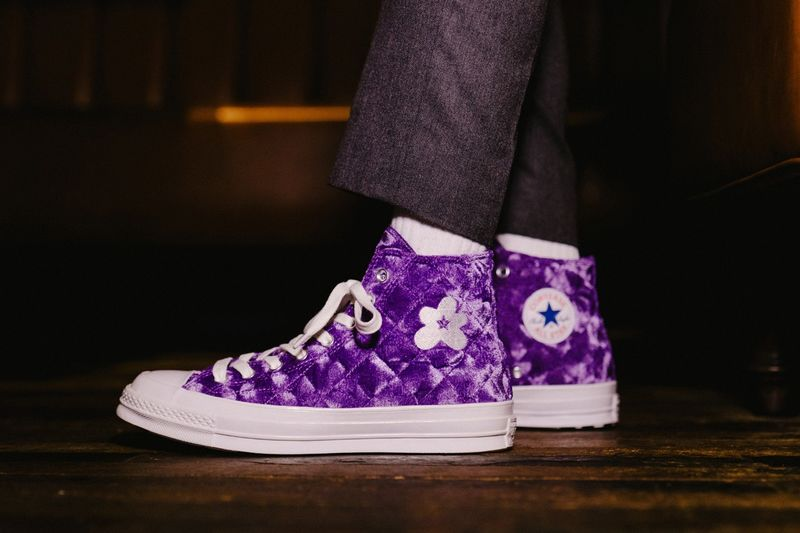 Pliable Soft Textile Sneakers