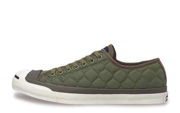 Quilted Low-Rise Kicks