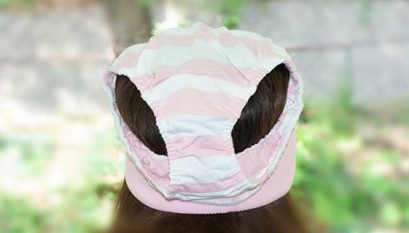 Japanese Panty Hats