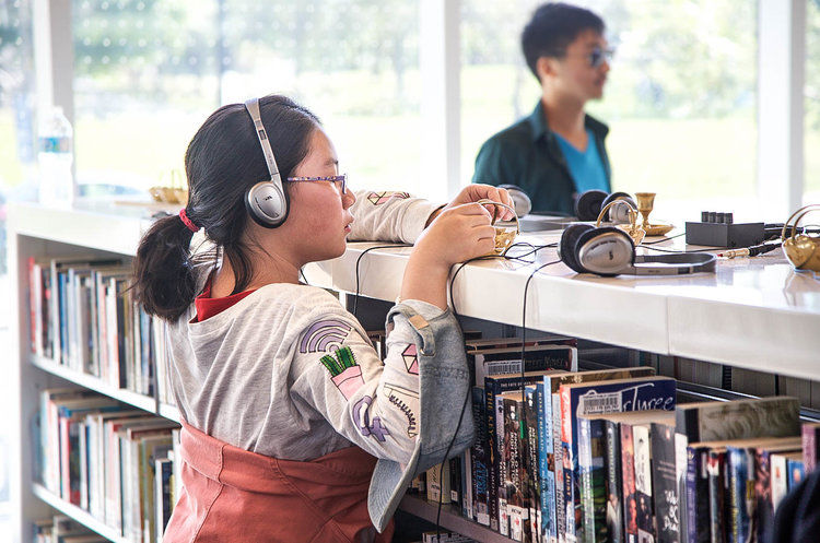 Silent Library Concerts