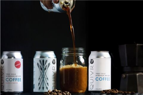 Small-Batch Canned Coffees