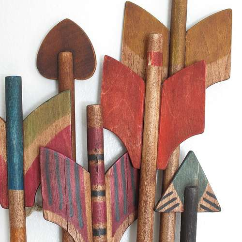 Wooden Cupid Arrows