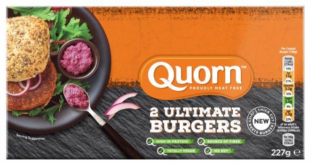 Ultra-Easy Vegan Burgers