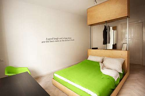 Quote-Filled Hotels
