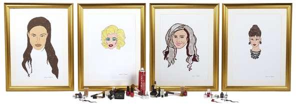 Beauty Supply Portraits