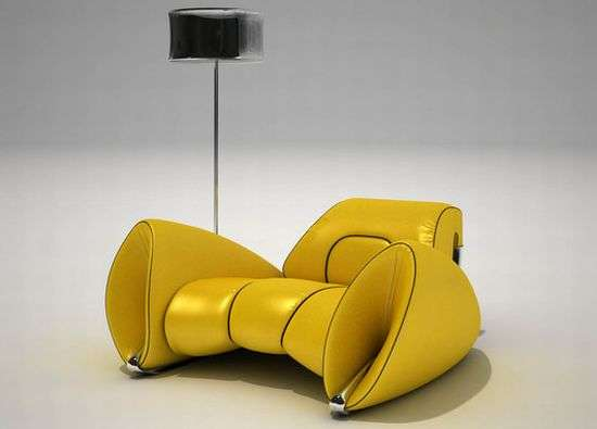 Giant Banana Loungers