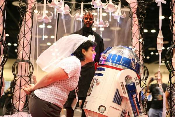 Intergalactic Weddings