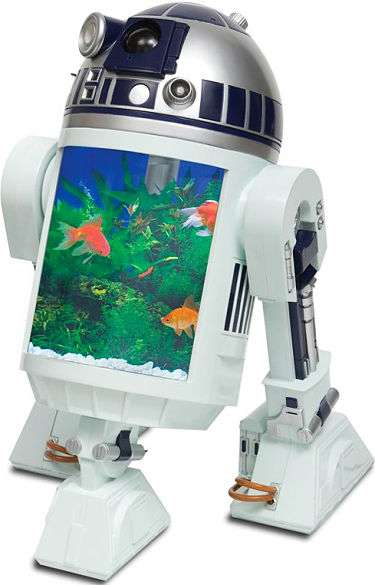 Star Wars Aquariums
