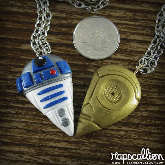 Droid Companionship Jewelry
