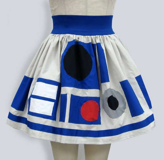 Iconic Droid-Inspired Garments