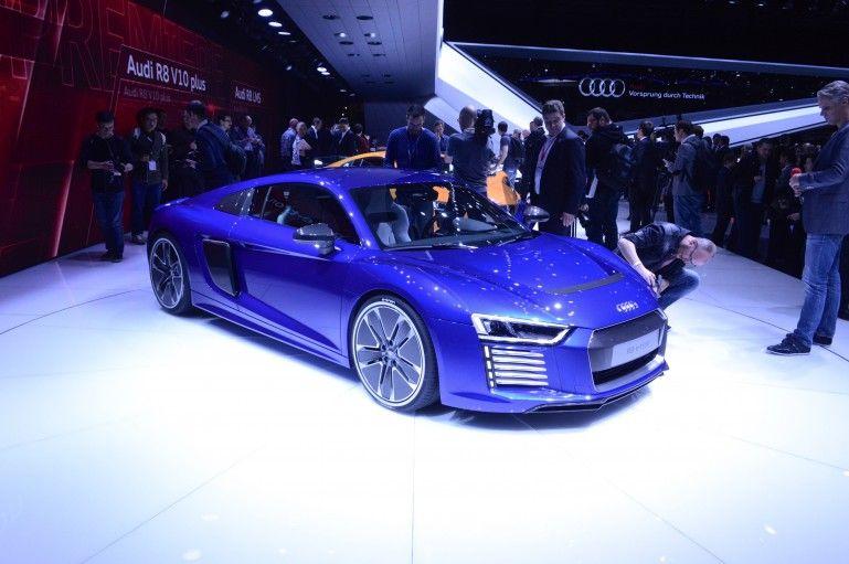 Futuristic Electric Cars
