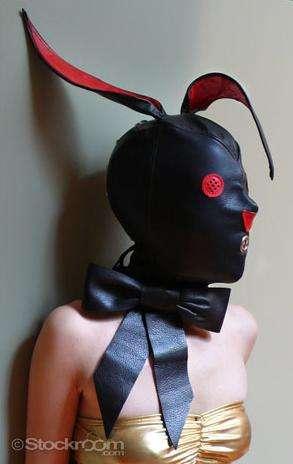 Naughty Bunny Masks