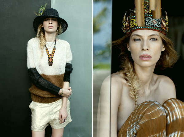 Bohemian Resort Fashion