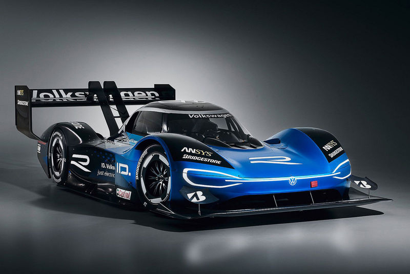 Electrically Powered Race Car Teams
