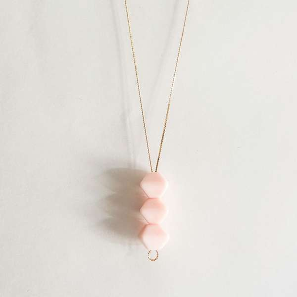 Dainty Geometric Jewelry