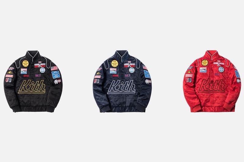 Motorsport-Inspired Streetwear
