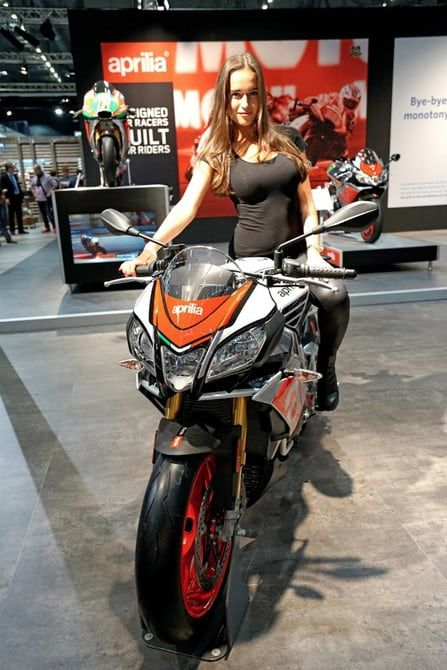Rider-Empowering Racing Motorbikes