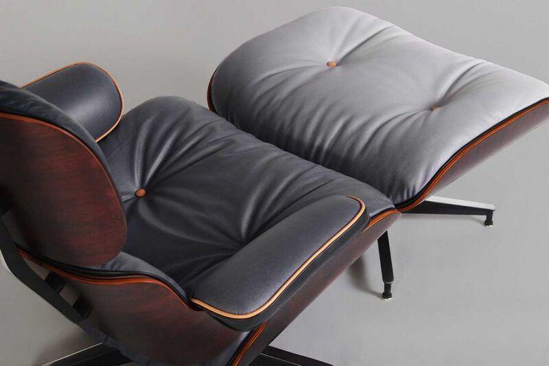 Asphalt-Inspired Chairs