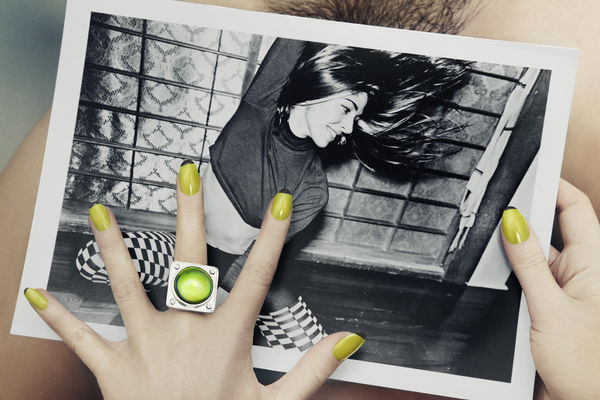 Luxury Mood Rings