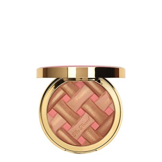 Pie-Shaped Bronzers