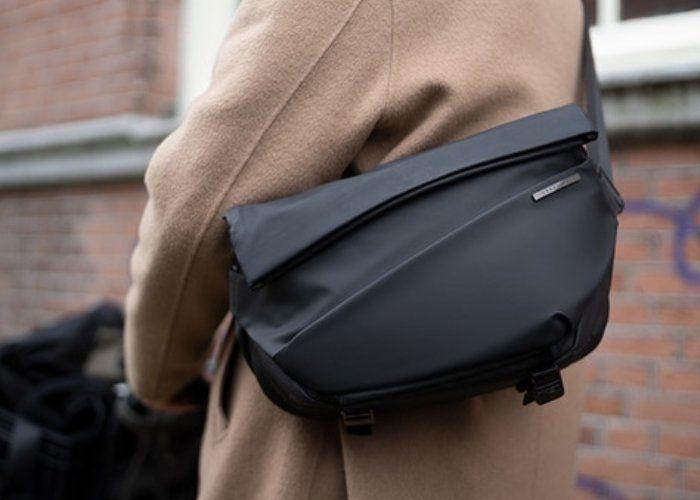 Angular Urbanite Sling Bags