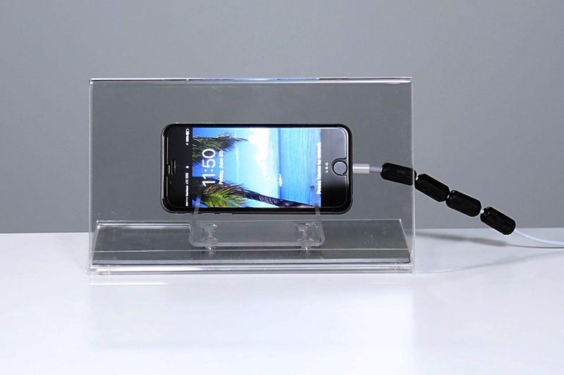 Anti-Radiation Phone Docks