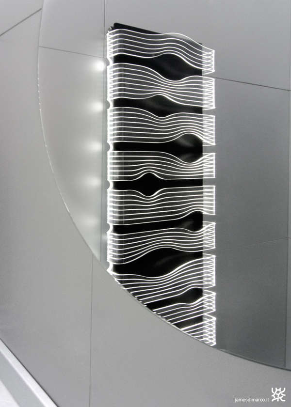Radiator Light Fixtures
