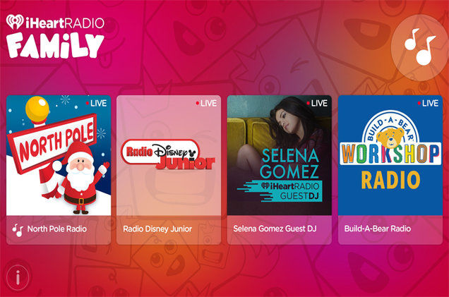 Kid-Friendly Radio Apps