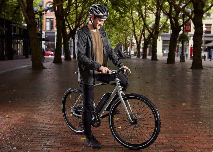 Speedy Urbanite Electric Bikes