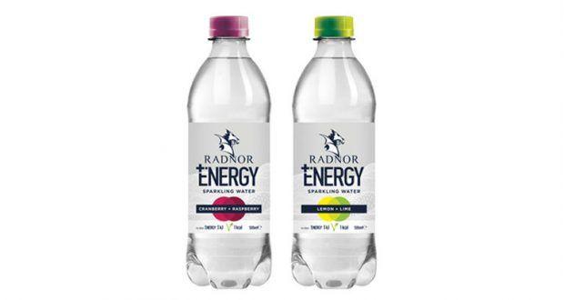 Vitamin-Enhanced Energy Waters