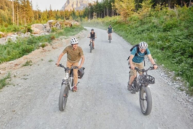 Supportive Off-Road eBikes