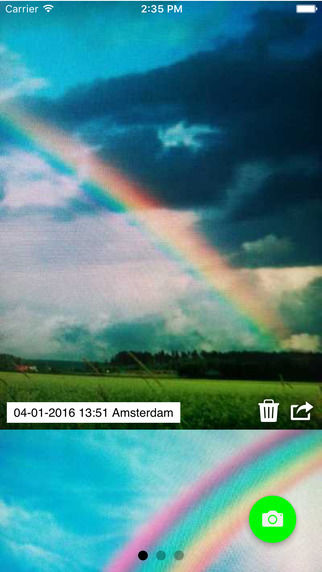 Rainbow-Reporting Apps