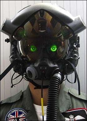 X Ray Vision Helmet