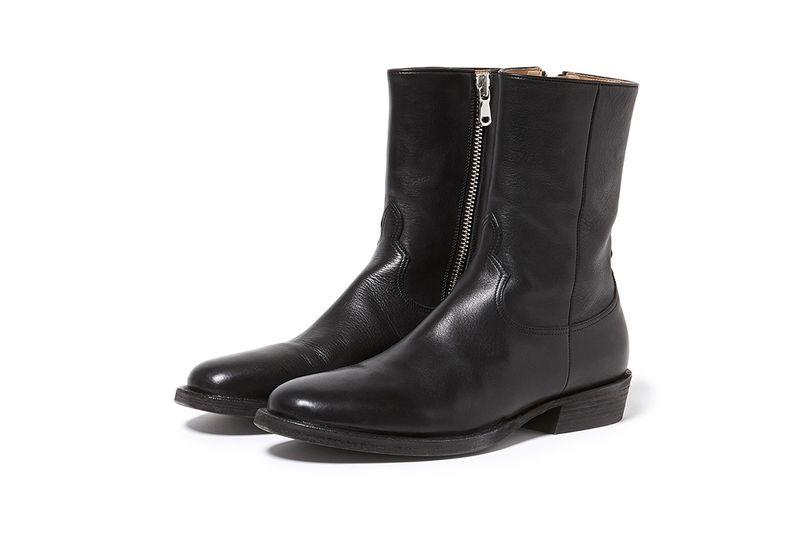Sleek Rancher-Inspired Boots