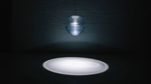 Electric Ripple Lamps