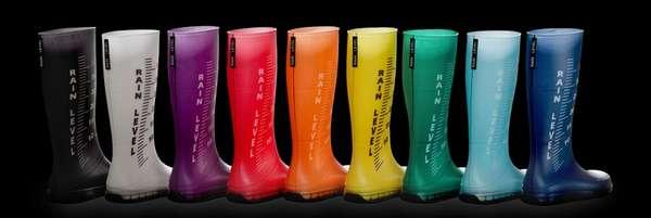 Rain Level Footwear
