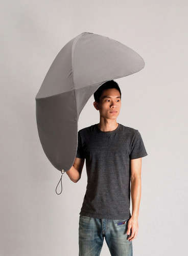 Modernized Armor-Like Umbrellas