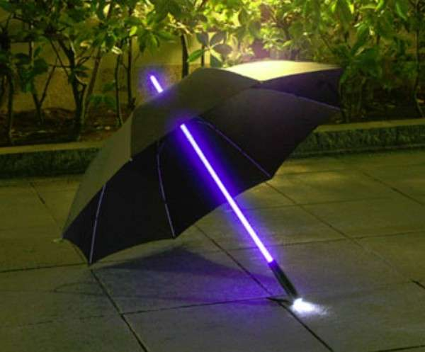 Light Saber Parasols