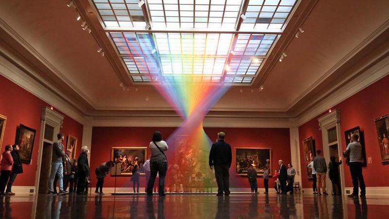 Technicolor Gallery Installations
