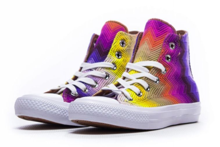 Classic Rainbow Sneakers