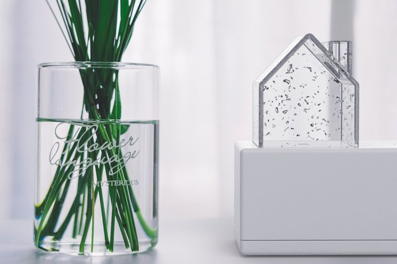 Architecturally Inspired Humidifiers