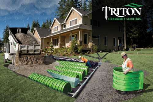 Innovative Rainwater Management Triton Stormwater