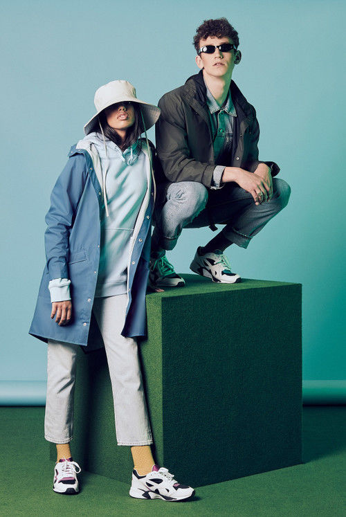Rainy Festival Outerwear Collections