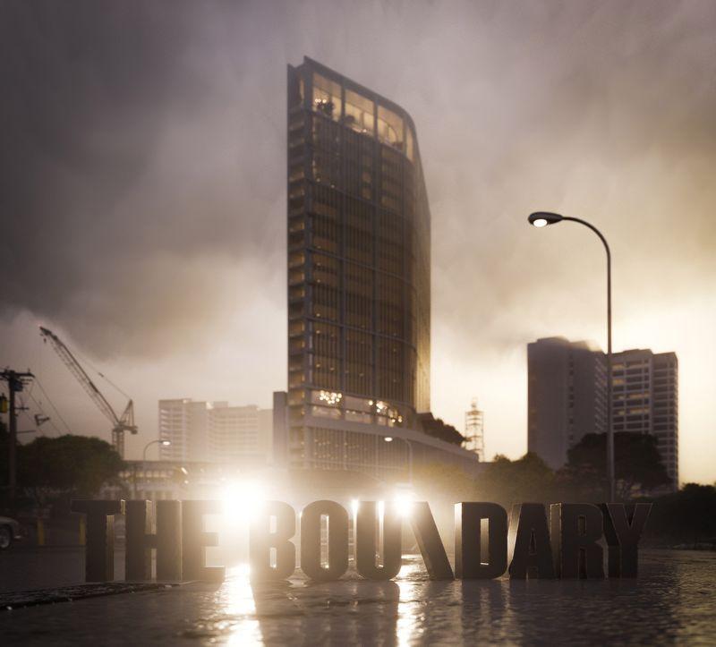 Rainy Tower Renderings