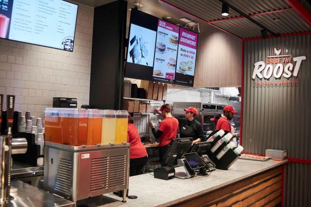 Convenience Store Chicken Restaurants